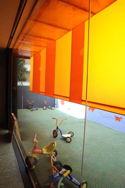 'Els Colors' Nursery, Manlleu, Spain by RCR Arquitectes 34_Stephen Varady photo ©