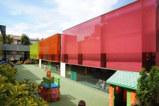 'Els Colors' Nursery, Manlleu, Spain by RCR Arquitectes 37_Stephen Varady photo ©