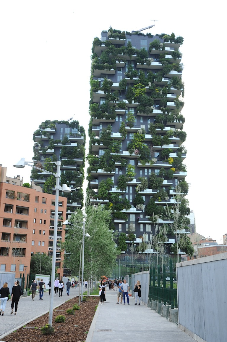Bosco Verticale by Boeri Studio 01_Stephen Varady Photo ©