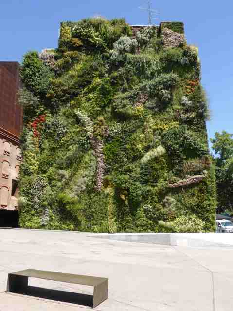 Caixa Forum, Madrid by Herzog de Meuron 06_Stephen Varady Photo ©