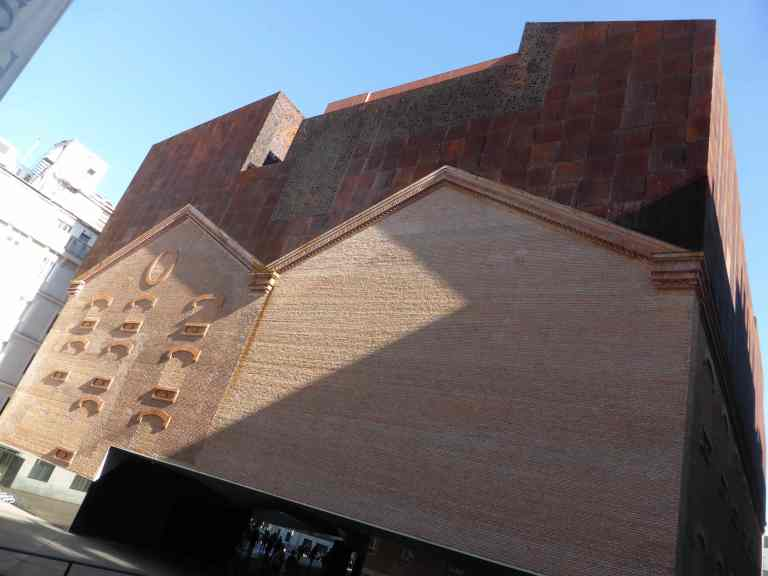 Caixa Forum, Madrid by Herzog de Meuron 146_Stephen Varady Photo ©