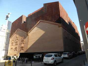 Caixa Forum, Madrid by Herzog de Meuron 147_Stephen Varady Photo ©