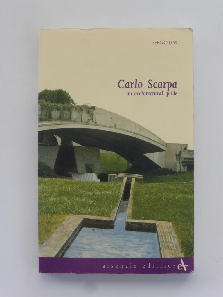 Carlo Scarpa - an architectural guide, Arsenale Editrice, 1995