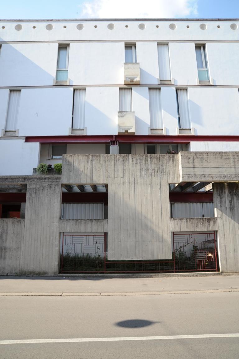 Vicenza Apartment House by Carlo Scarpa 09_Stephen Varady Photo ©