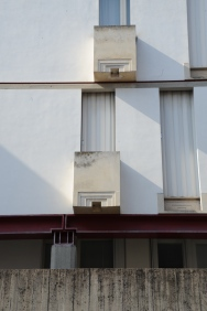 Vicenza Apartment House by Carlo Scarpa 10_Stephen Varady Photo ©