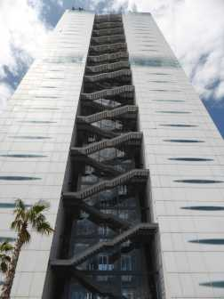 Renaissance Fira Hotel, Barcelona by Jean Nouvel 06_Stephen Varady Photo ©