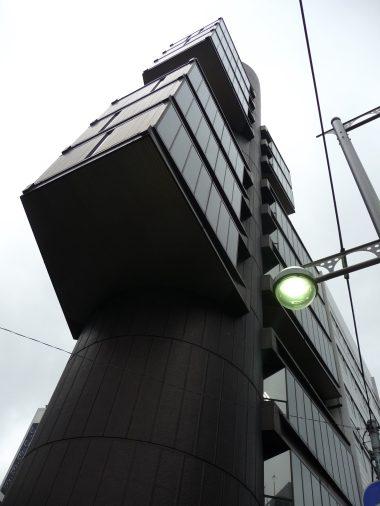 Shizuoka Press & Broadcast Centre by Kenzo Tange 09_Stephen Varady Photo ©