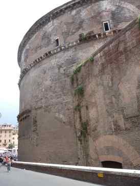 Pantheon, Rome 02_Stephen Varady photo ©