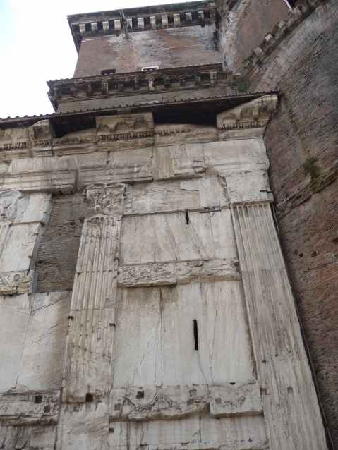 Pantheon, Rome 03_Stephen Varady photo ©