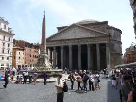 Pantheon, Rome 04_Stephen Varady photo ©