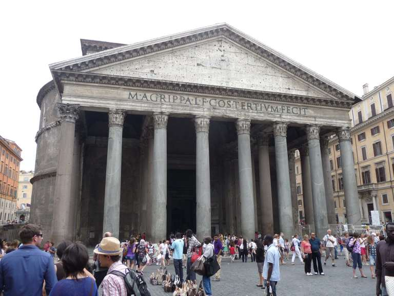 Pantheon, Rome 05_Stephen Varady photo ©