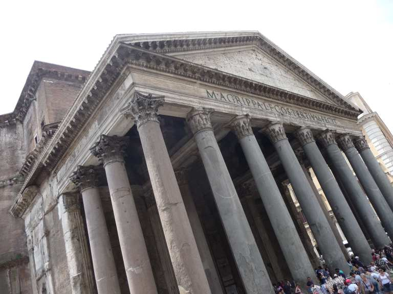 Pantheon, Rome 06_Stephen Varady photo ©