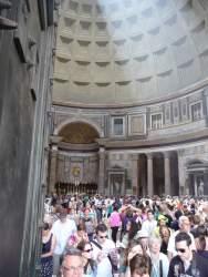Pantheon, Rome 08_Stephen Varady photo ©