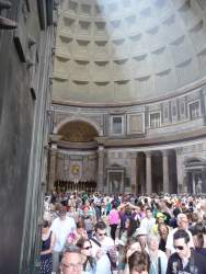 Pantheon, Rome 08_Stephen Varady photo ©