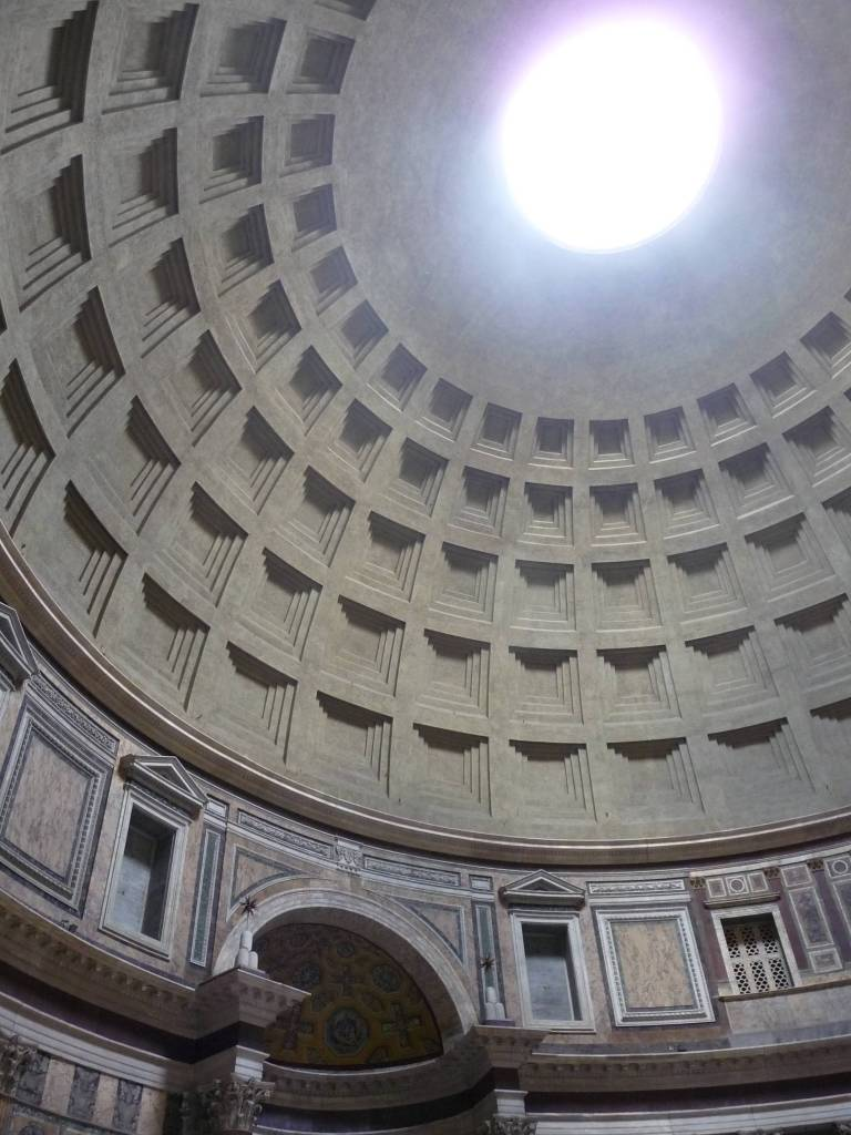 Pantheon, Rome 09_Stephen Varady photo ©