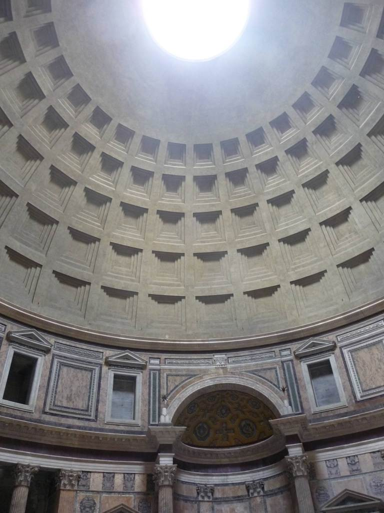 Pantheon, Rome 11_Stephen Varady photo ©
