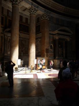 Pantheon, Rome 14_Stephen Varady photo ©