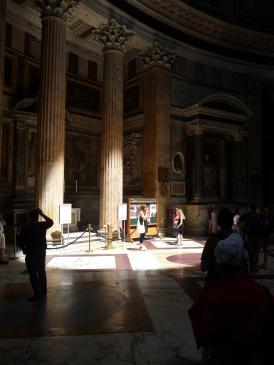 Pantheon, Rome 14_Stephen Varady photo ©