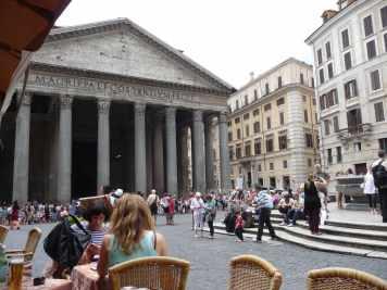 Pantheon, Rome 20_Stephen Varady photo ©