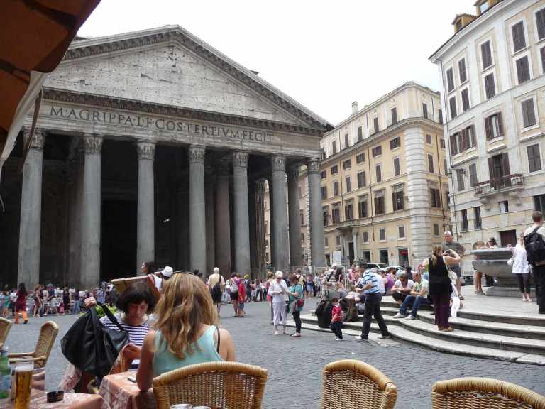Pantheon, Rome 20_Stephen Varady photo ©
