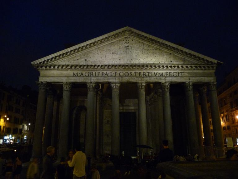Pantheon, Rome 22_Stephen Varady photo ©