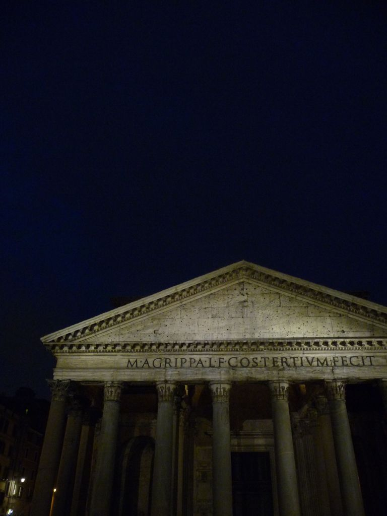 Pantheon, Rome 23_Stephen Varady photo ©