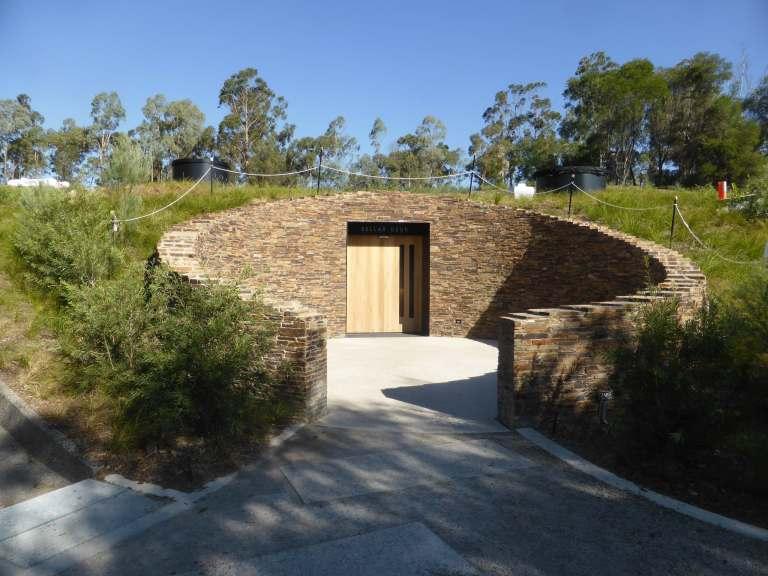 Tarrawarra Cellar Door by Kerstin Thompson Architects 02_Stephen Varady Photo ©
