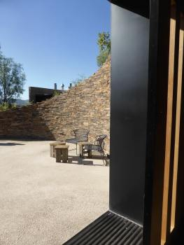 Tarrawarra Cellar Door by Kerstin Thompson Architects 04_Stephen Varady Photo ©