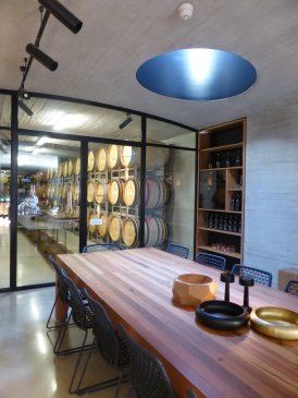 Tarrawarra Cellar Door by Kerstin Thompson Architects 11_Stephen Varady Photo ©