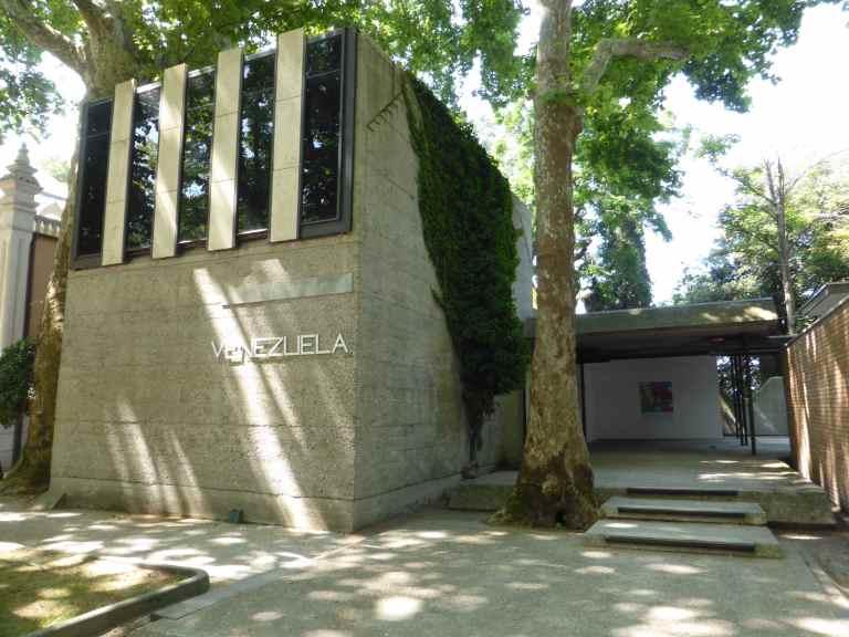 Venezuela Biennale Pavilion, Venice by Carlo Scarpa 02_Stephen Varady Photo ©