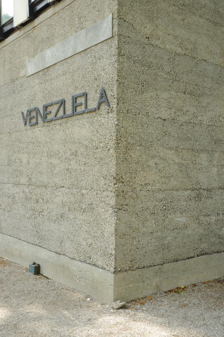 Venezuela Biennale Pavilion, Venice by Carlo Scarpa 05_Stephen Varady Photo ©