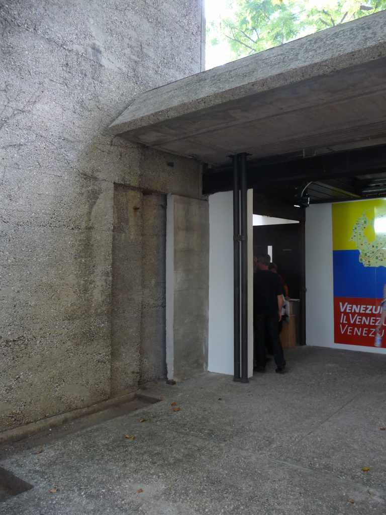 Venezuela Biennale Pavilion, Venice by Carlo Scarpa 16_Stephen Varady Photo ©