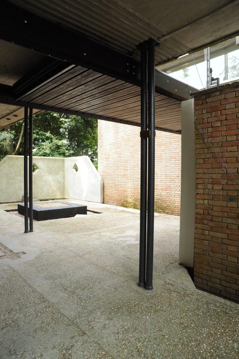 Venezuela Biennale Pavilion, Venice by Carlo Scarpa 18_Stephen Varady Photo ©
