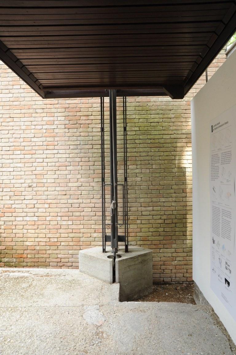 Venezuela Biennale Pavilion, Venice by Carlo Scarpa 19_Stephen Varady Photo ©