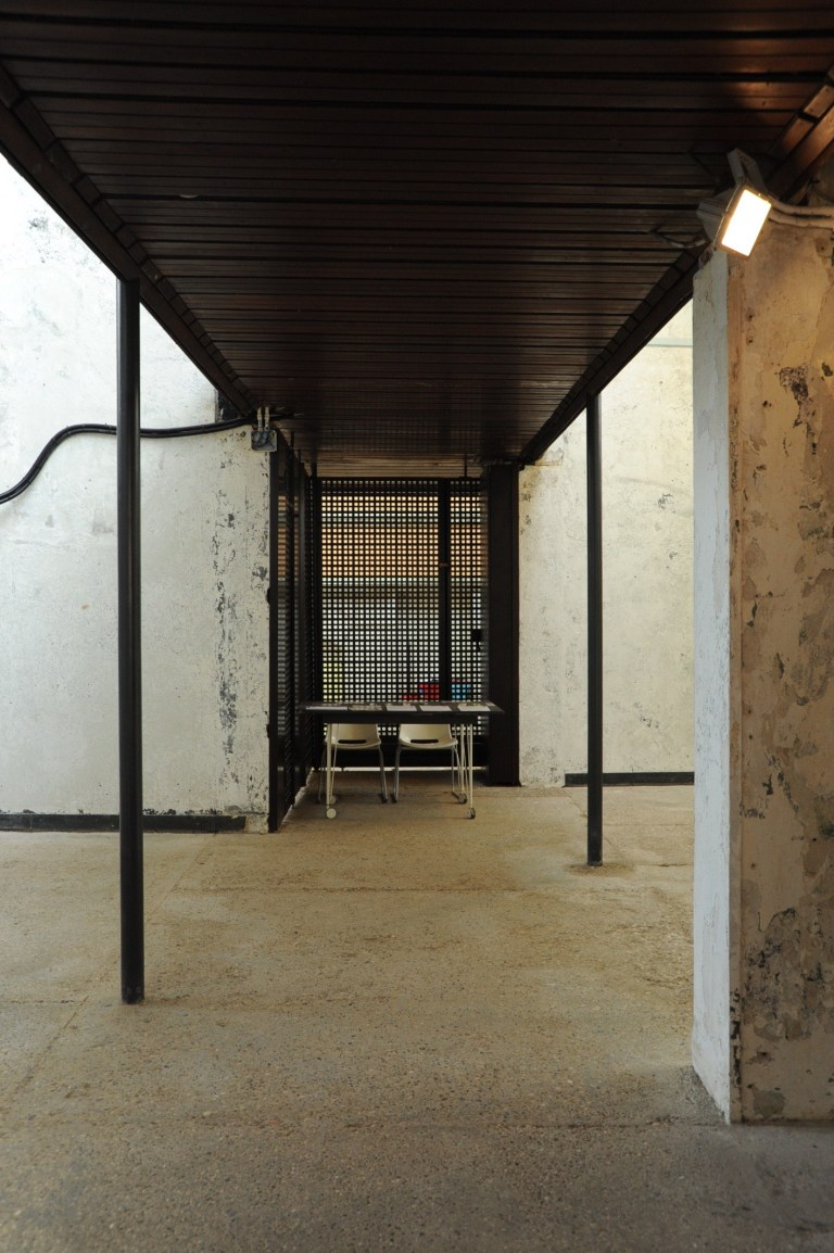 Venezuela Biennale Pavilion, Venice by Carlo Scarpa 20_Stephen Varady Photo ©