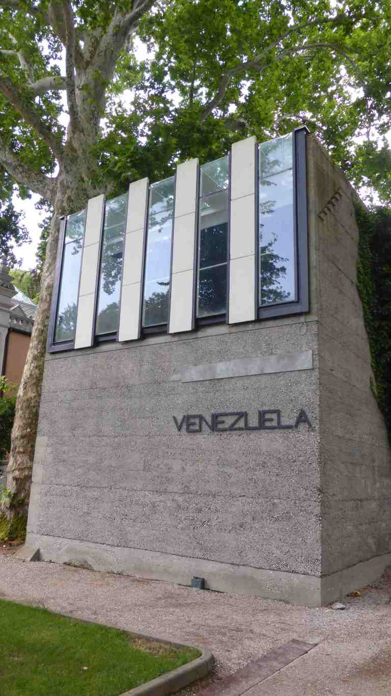 Venezuela Biennale Pavilion, Venice by Carlo Scarpa 33_Stephen Varady Photo ©